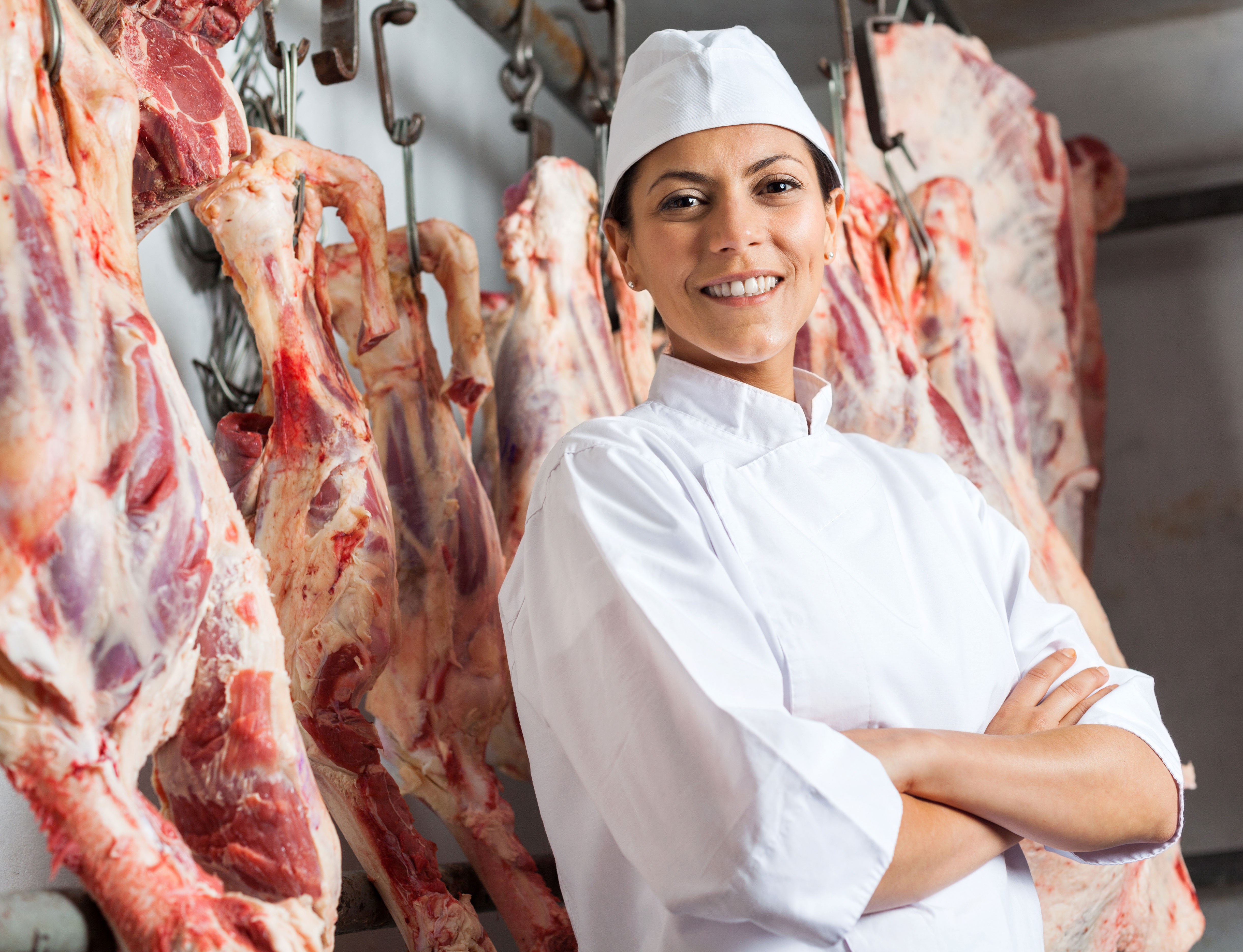 seller meat production